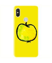 Чехол Apple On The Sun для Xiaomi Redmi S2, Apple On The Sun