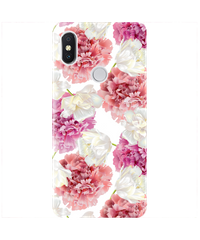 Чехол Only Flowers для Xiaomi Redmi S2, Only Flowers