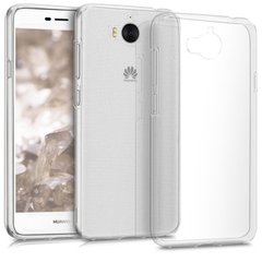 TPU чехол Ultrathin Series 0,33mm для Huawei Y5 (2017)