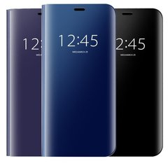 Чехол-книжка Clear View Standing Cover для Lenovo Z6 Pro, Синий