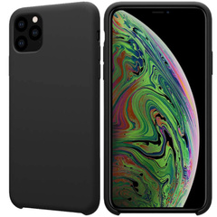 "TPU чехол Nillkin Flex Series для Apple iPhone 11 Pro Max (6.5""), Черный"