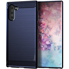 TPU чехол iPaky Slim Series для Samsung Galaxy Note 10, Синий