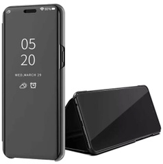 Чехол-книжка Clear View Standing Cover для Xiaomi Mi 10 Ultra, Черный