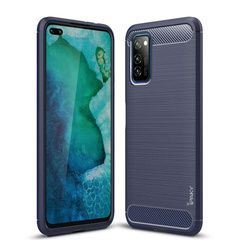 TPU чехол iPaky Slim Series для Huawei Honor V30, Синий